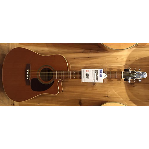 Seagull Performer Cw Gt Acoustic Guitar