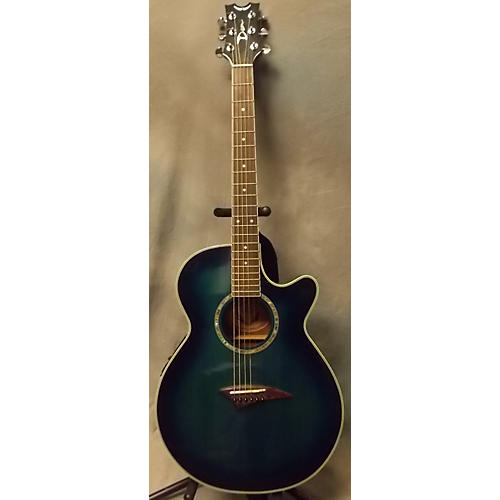 Dean Performer E Acoustic Electric Guitar-thumbnail