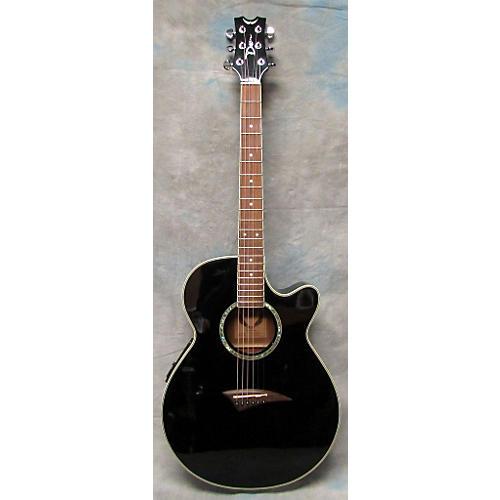 Dean Performer E Acoustic Electric Guitar-thumbnail