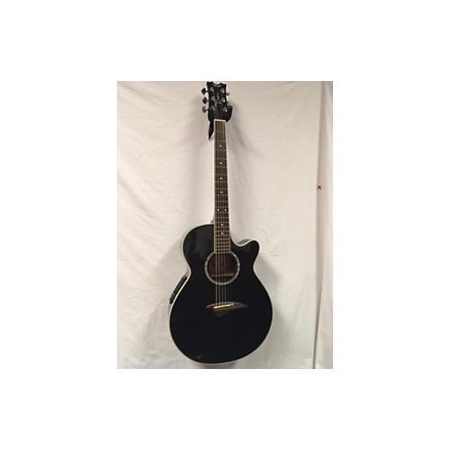 Dean Performer Ecbk Acoustic Electric Guitar-thumbnail