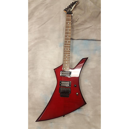 Jackson Performer Kelly Solid Body Electric Guitar-thumbnail