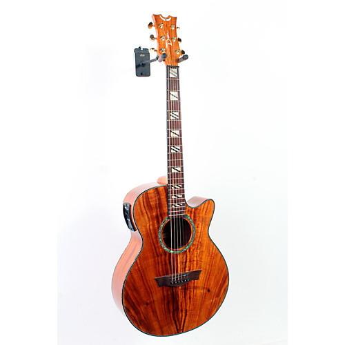 Dean Performer Koa Acoustic-Electric Guitar with Aphex Natural 888365297910-thumbnail