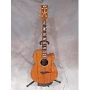 Dean Performer Koa Acoustic Electric Guitar