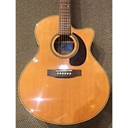Seagull Performer Mini Jumbo CW GT QII Acoustic Electric Guitar
