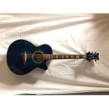 Dean Performer Quilt Ash Acoustic Electric Guitar