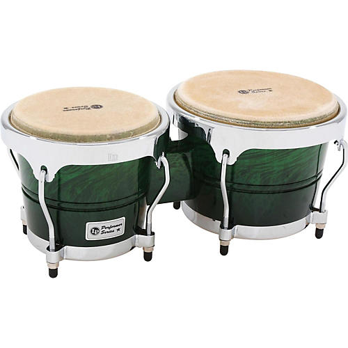 LP Performer Series Bongos with Chrome Hardware-thumbnail