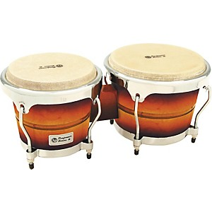 LP Performer Series Bongos with Chrome Hardware by LP