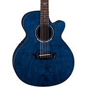 Performer Ultra Quilt Acoustic-Electric Guitar