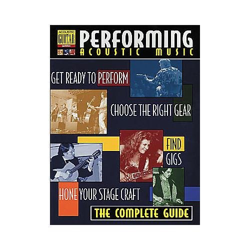 Hal Leonard Performing Acoustic Music