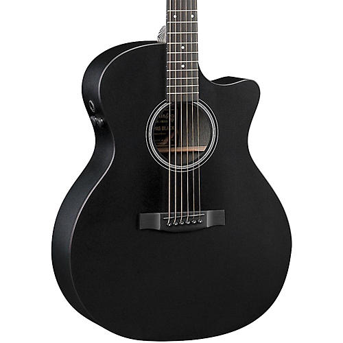 Martin Performing Artist Series 2016 GPCPA5 Black Grand Performance Acoustic-Electric Guitar Black