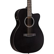 Martin Performing Artist Series 2016 OMCPA5 Black Orchestra Model Acoustic-Electric Guitar