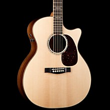 Martin Performing Artist Series GPCPA1 Plus Grand Performer Acoustic-Electric Guitar Natural