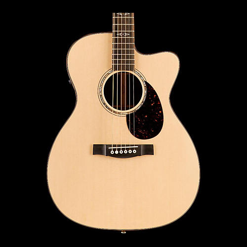Martin Performing Artist Series OMCPA1 Plus Cutaway Orchestra Model Acoustic-Electric Guitar-thumbnail