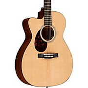 Martin Performing Artist Series OMCPA4 Left-Handed Orchestra Model Acoustic-Electric Guitar