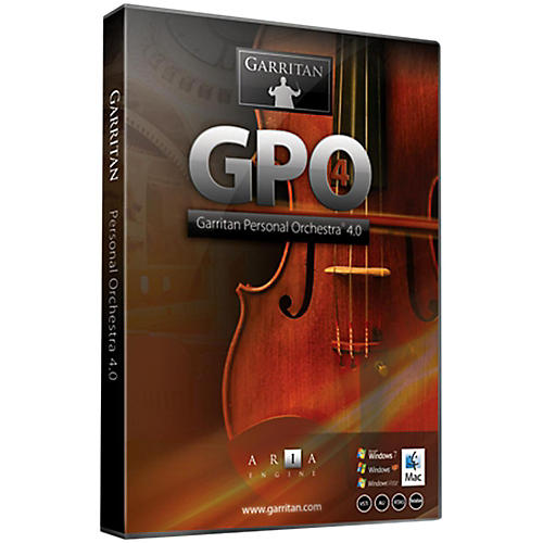 Garritan Personal Orchestra 4 Software Download-thumbnail