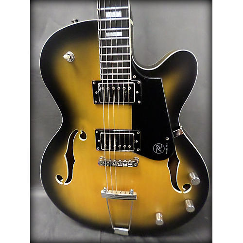 Reverend Pete Anderson PA1 Hollow Body Electric Guitar-thumbnail
