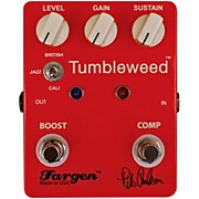 Fargen Amps Pete Anderson Tumbleweed Guitar Effects Pedal