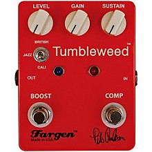 Fargen Amps Pete Anderson Tumbleweed Guitar Effects Pedal Level 1