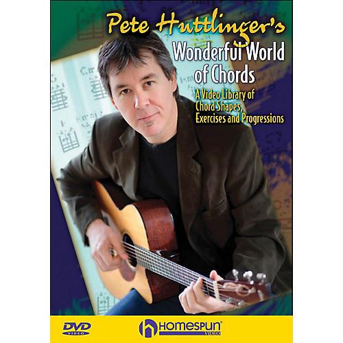 Homespun Pete Hettinger's Wonderful World Of Chords (DVD)