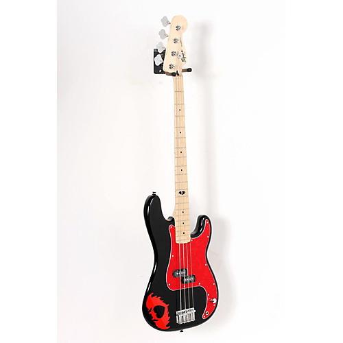 Squier Pete Wentz Signature P Bass Black 888365038223