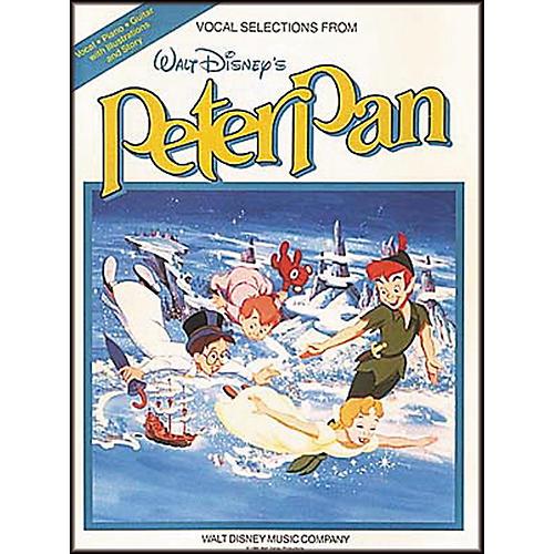 Hal Leonard Peter Pan Piano, Vocal, Guitar Songbook