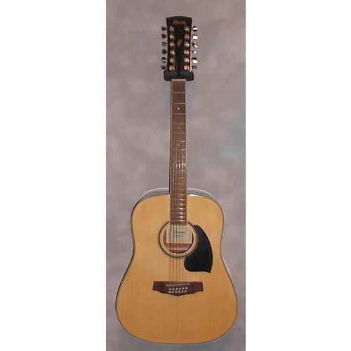 Ibanez Pf1512 Natural 12 String Acoustic Guitar