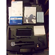 Shure Pgx24/beta58a Handheld Wireless System
