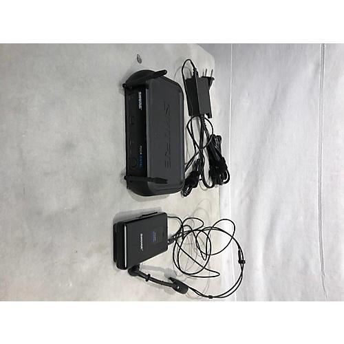 used shure pgxd4 headset wireless system guitar center. Black Bedroom Furniture Sets. Home Design Ideas
