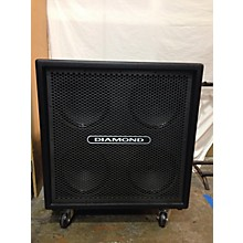 Diamond Amplification Phantom 4x12 Guitar Cabinet