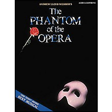 Hal Leonard Phantom Of The Opera for Alto Saxophone