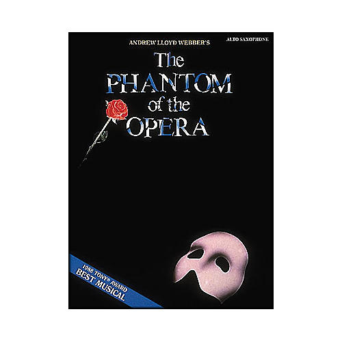 Hal Leonard Phantom Of The Opera for Alto Saxophone-thumbnail