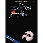 Hal Leonard Phantom Of The Opera for Clarinet