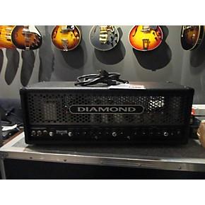 used diamond amplification phantom usa custom series 100w tube guitar amp head guitar center. Black Bedroom Furniture Sets. Home Design Ideas