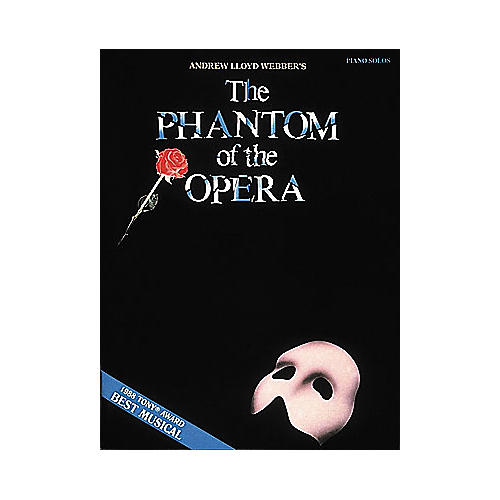 Hal Leonard Phantom of the Opera - Andrew Lloyd Webber-thumbnail