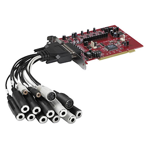TerraTec Phase 28 PCI 24/192 Audio Card