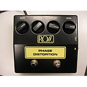 Ross Phase Distortion Effect Pedal