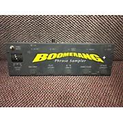 Boomerang Phase Sampler Pedal