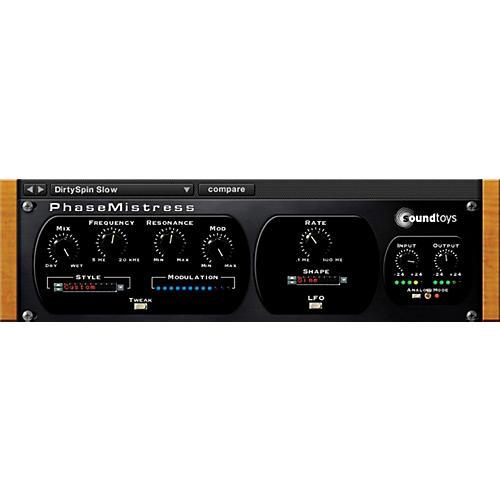 Soundtoys PhaseMistress Native V4 Software Download