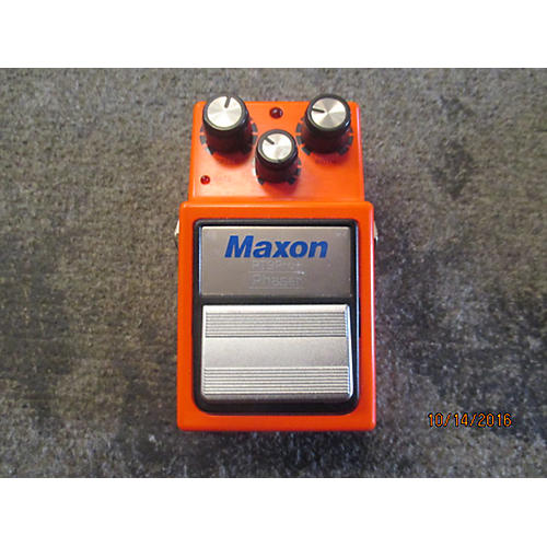 Maxon Phaser Effect Pedal