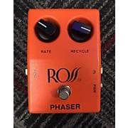 Ross Phaser Effect Pedal