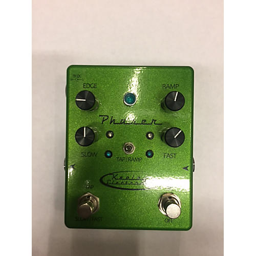 Keeley Phaser Green Effect Pedal-thumbnail