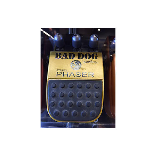 Washburn Phaser Mustard Effect Pedal-thumbnail