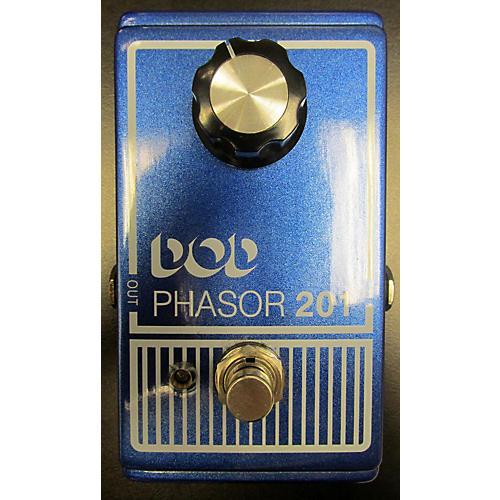 DOD Phasor 201 Analog Phaser/Pitch Shifter Effect Pedal