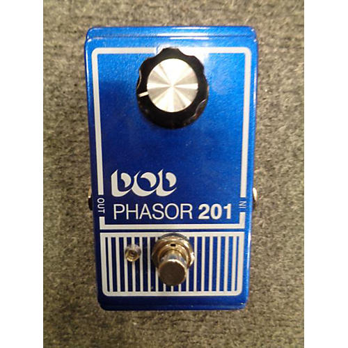 DOD Phasor 201 Analog Phaser/Pitch Shifter Effect Pedal-thumbnail