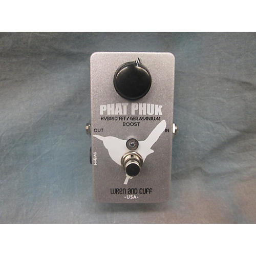 Wren And Cuff Phat Phuk Effect Pedal