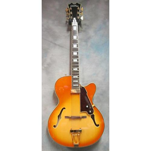 DiPinto Philadelphian Hollow Body Electric Guitar Honey Burst