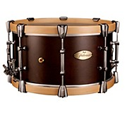 Pearl Philharmonic African Mahogany Snare w/ Maple Hoops 15x8""