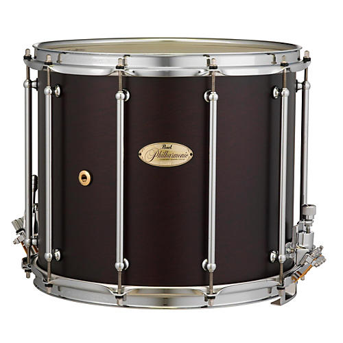 Pearl Philharmonic Series Mahogany Field Drum-thumbnail