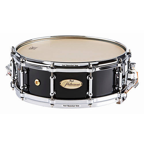 Pearl Philharmonic Series Solid Maple Shell Snare Drum 14 x 6.5 in.