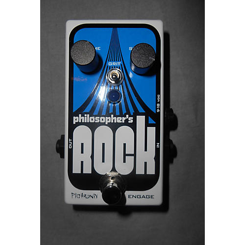 Pigtronix Philosophers Rock Effect Pedal